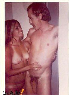 Звёзды ретро порно - фото #