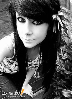 Эмо-девочки (42 фото) НЮ - фото #