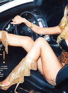 Мария Кожевникова снялась в Playboy (8 фото) - фото #