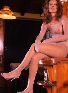 Татьяна голая и возбужденная - фото #