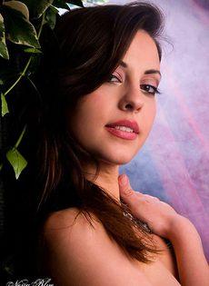Алёна любит обнажаться для фотографа - фото #