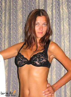 Ольга делает интимные фото на отдыхе - фото #