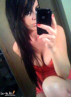 Девушки снимают себя голыми на телефон - фото #