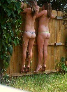 Девушки бывают разные... - фото #