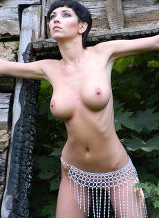 Острые у нее коготки - фото #