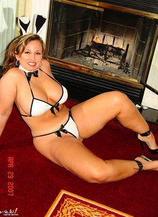 Мария Сергеевна - дама с пышными формами - фото #