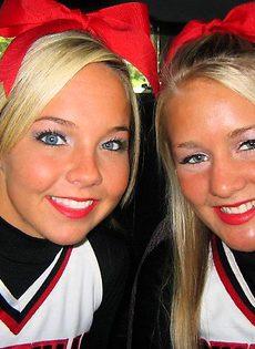 Блондинка и её железный друг - фото #