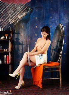 Белошвейка Леночка - фото #