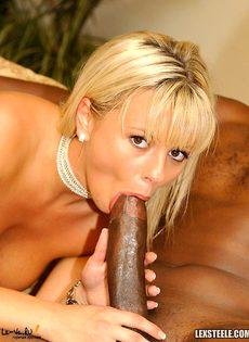 негр и блондинка секс фото - фото #