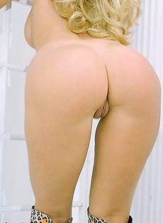 раскошные сиськи от Анджелы - фото #