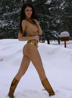 Моя Снегурочка - фото #
