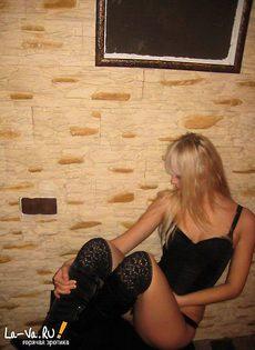 Домашний стриптиз от Полины. Ч.2 - фото #
