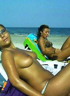 Любительское фотографии голых девушек и женщин - фото #