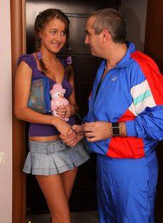 Порно зачет с тренером - фото #