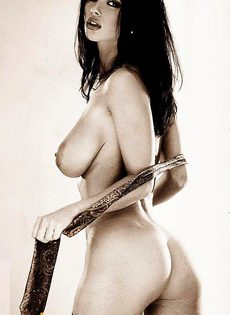 Знойная женщина! - фото #