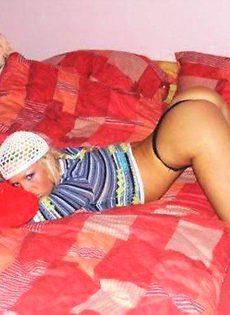 Новая подборка попочек от девчонок ! - фото #