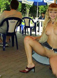Погуляла голышом фото от olgasexi - фото #