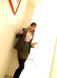 Китайская учительница - фото #