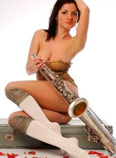 Бродячие музыканты - фото #