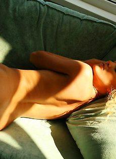В лучах солнца - фото #