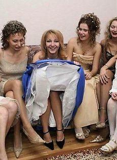 Развратные невесты голые, обнажённые(94 фото) - фото #