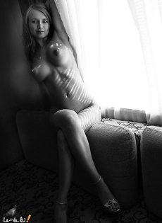 Фото девушки с большой грудью - фото #