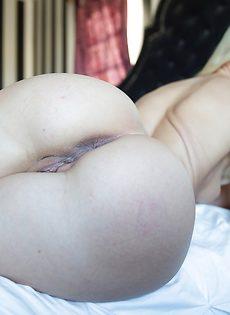Эротические фотографии сногсшибательной стройняшки - фото #