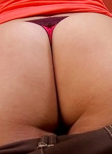 Молодая чертовка давно мечтала о вагинальном сексе - фото #