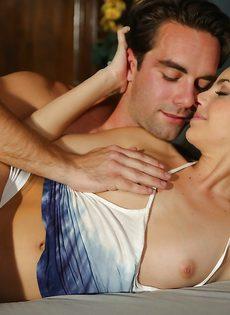 Оральный и вагинальный секс с мужем - фото #2