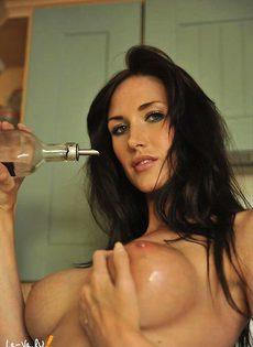 Любительские фотографии голых девушек - фото #