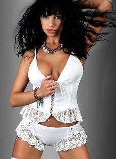 Сексуальные девушки в нижнем белье - фото #