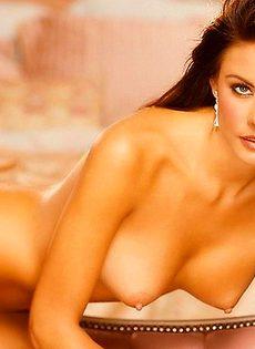 Шикарная девушка с обворожительным телом - фото #