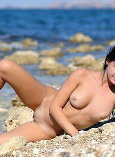 Пляжный шик - фото #