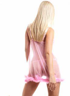 Элизабет в розовом - фото #
