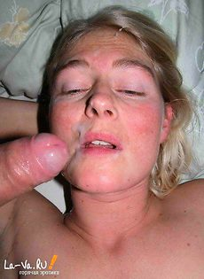 Девушкам нравится сперма на лице (11 фото) - фото #