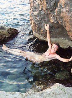 Танюшка на море - фото #