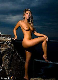 Шторм а она голая - фото #