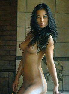 Девушка из далёкой Японии - фото #