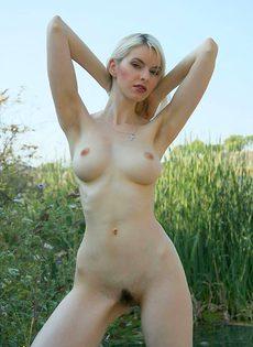 Блондинка Аллочка - фото #