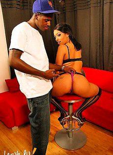 Чёрный секс - фото #