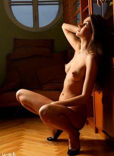 Эротичная и эстетичная фотосессия - фото #13