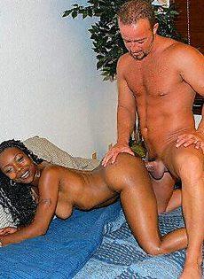 Черная порно звезда - фото #