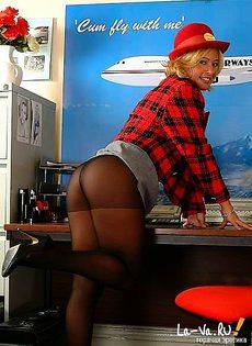 Проститутка на время перелета - фото #