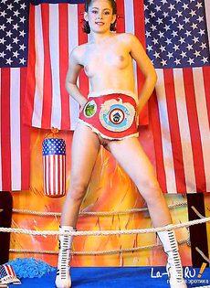 Американский боец - фото #