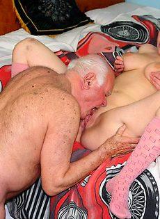 Пожилой человек - фото #