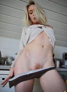 Проснулась после секса - фото #