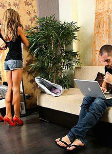 Ублажил свою любовницу - фото #