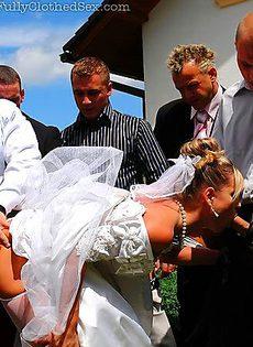 Женилась сразу на нескольких мужиках - фото #