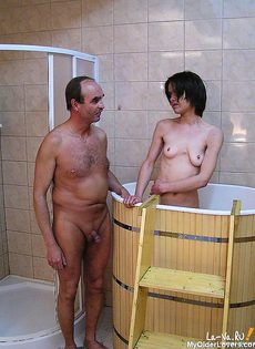 В сауне занялись сексом - фото #