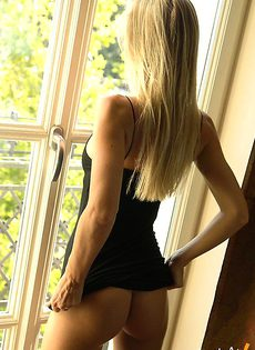 Натуральный свет из окна - фото #